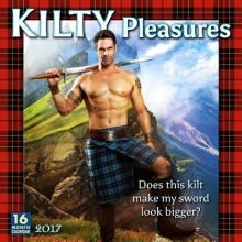Sellers Publishing, Inc Cal 2017-Kilty Pleasures