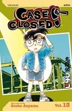 Aoyama, Gosho Case Closed 13