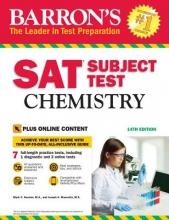 Joseph A. Mascetta,   Mark, M.A. Kernion Barron`s SAT Subject Test: Chemistry with Online Tests
