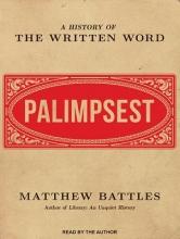 Battles, Matthew Palimpsest