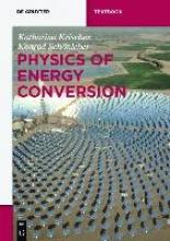 Krischer, Katharina Physics of Energy Conversion
