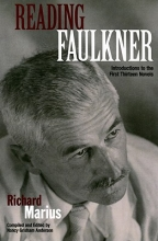 Marius, Richard Reading Faulkner