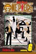 Oda, Eiichiro,   Caselman, Lance One Piece 6