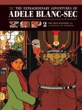 Tardi, Jacques The Extraordinary Adventures of Adele Blanc-Sec 2