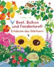 Bone, Emily Beet, Balkon und Fensterbrett: Entdecke das Gärtnern