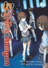 Kamachi, Kazuma A Certain Scientific Railgun 6