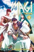 Ohtaka, Shinobu Magi - The Labyrinth of Magic 04