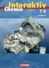Chemie interaktiv. 7/8 - Schülerbuch mit CD-ROM. Nord
