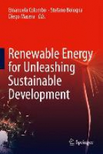 Renewable Energy for Unleashing Sustainable Development