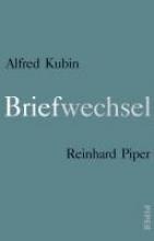 Kubin, Alfred Briefwechsel
