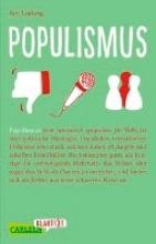 Ludwig, Jan Carlsen Klartext: Populismus