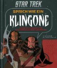 Grossblatt, Ben Star Trek - Sprich wie ein Klingone, Buch mit Soundkonsole