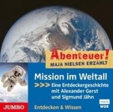 Nielsen, Maja Mission im Weltall