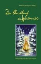 Das Christkind im Winterwald