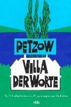 Bircken, Margrid Petzow - Villa der Worte