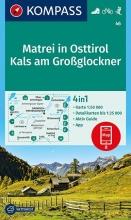 , Matrei in Osttirol, Kals am Großglockner 1:50 000