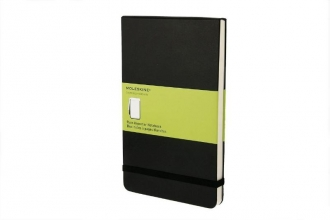 Moleskine Moleskine Large Plain reporter notebook Blocnotes a pages blanches
