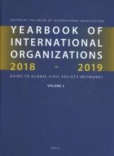 , Yearbook of International Organizations 2018-2019, Volume 2
