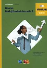 Pieter Mijnster Gerard van Heeswijk  Stef Stienstra, Kennis bedrijfsadministratie Deel 2 - niveau 4 Theorieboek