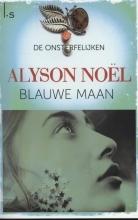 Alyson  Noel De onsterfelijken 2 Blauwe maan