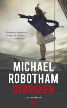 Michael  Robotham O`Loughlin 3 : Gebroken