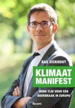 Bas  Eickhout Klimaatmanifest