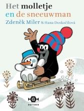 Hana  Doskocilova Molletje : Molletje en de sneeuwman