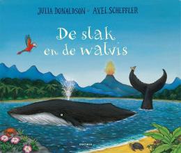 Julia Donaldson , De slak en de walvis