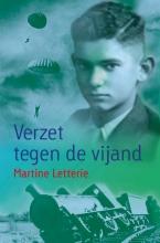 Martine Letterie , Verzet tegen de vijand