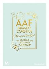 Aaf  Brandt Corstius Trouwboekje