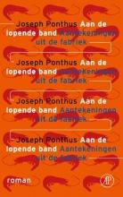 Joseph Ponthus , Aan de lopende band