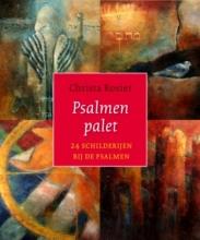Christa Rosier , Psalmenpalet
