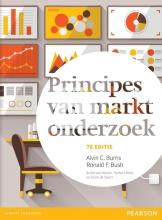 Alvin C.  Burns, Ronald F.  Bush Principes van marktonderzoek, 7e editie met MyLab NL toegangscode