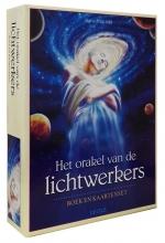 Alana  Fairchild Het orakel van de lichtwerkers - Boek en kaartenset