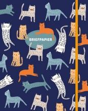 , Briefpapier katten