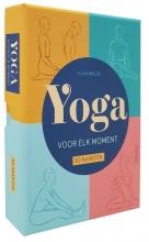 , Yoga voor elk moment-Kaartenset