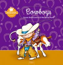 Suzan  Boshouwers Willewete. Cowboys