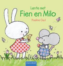 Pauline Oud , Lente met Fien en Milo