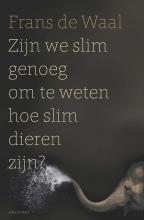 Frans de Waal Zijn we slim genoeg om te weten hoe slim dieren zijn