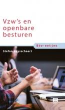 Stefan Ruysschaert , Vzw's en openbare besturen