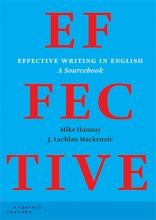 Lachlan Mackenzie Mike Hannay, Effective writing in English