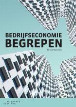 Bernard Remmelts , Bedrijfseconomie begrepen