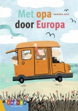 Tamara Bos Met opa door Europa!