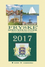 It  Gysbert Japicxhûs Fryske spreukekalinder 2017