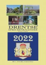 Jent Hadderingh , Drentse spreukenkalender 2022