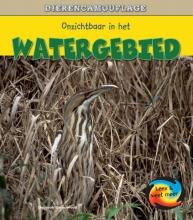 Deborah  Underwood Dierencamouflage - Onzichtbaar in het Watergebied