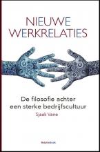 Sjaak Vane , Nieuwe werkrelaties