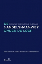 Roderick Chalmers Hoynck van Papendrecht , De handelsnaamwet onder de loep
