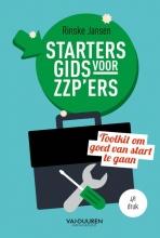 Rinske  Jansen Startersgids voor zzp`ers