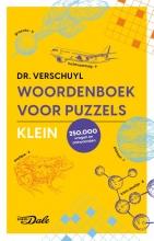 H.J. Verschuyl , Van Dale Woordenboek voor puzzels - klein